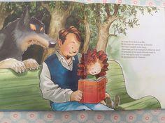 From Lis-moi une histoire! By Bénédicte Carboneill & Michaël Derillieux