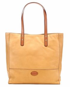 Zoey Tote Bag - Light Tan