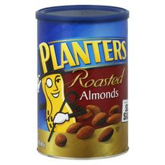 I'm learning all about Planters Roasted Almonds 21.25 oz at @Influenster!