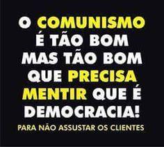 SOLARIS                           : COMUNISMO X DEMOCRACIA  - Pensamento