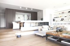 Contemporary Llaveneres Home in Spain #design #interior #architecture #modern #contemporary #decor #decoration #howtodesign