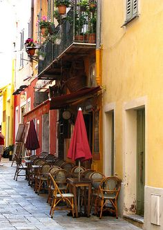 Villefranche sur Mer ~ Roads And Streets, Villefranche Sur Mer, France, Restaurants, Stairs, Europe, Earth, Explore, Country