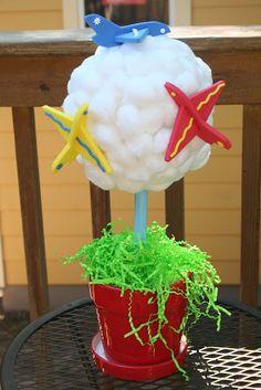 airplane birthday party ideas