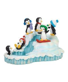 Precious Moments began with drawings of teardrop-eyed children. Today, their classic and seasonal designs make for keepsakes worth cherishing. Penguin Love, New Today, Festival Decorations, Winter Fun, Precious Moments, Penguins, In This Moment, Penguin