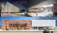 Mención Concurso Anteproyecto Centro Cultural, Comercial Y Residencial Paseo De Güemes / Argentina