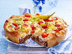 Sommerrezepte: So schmeckt der Sommer! - griechischer-kartoffel-hack-kuchen0  Rezept