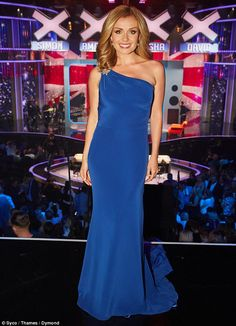Britain's Got Talent final Katherine Jenkins | Daily Mail Online
