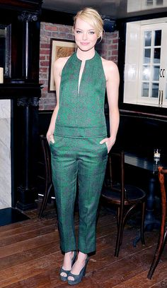 Oh Emma, you do a jumpsuit right...