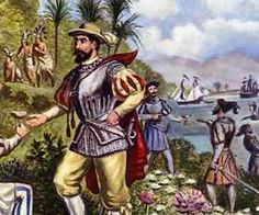 Ponce de Leon and the Discovery of Florida «