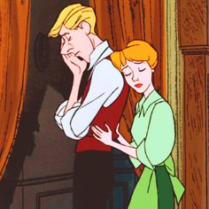 Anita & Roger, 101 Dalmatians (1961) Probably the most underrated disney couple! They are so cute!