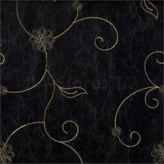 Black Futon Cover