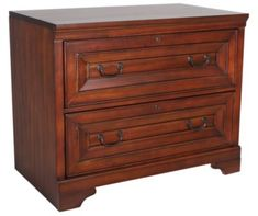 Aspen Richmond Lateral File Homemakers Furniture, Lateral File, Wood Species, Aspen, Homemaking, Classic Style, Traditional, Bedroom, Brown