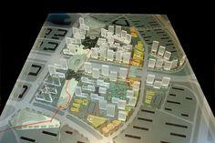 Wuhan master plan cbd - presentation model