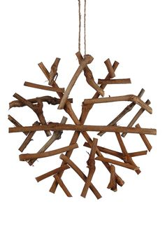 Straw Ornaments  video  materials and instructions Pinned by
