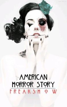 American Horror Story Season 4 Freak Show - The theme is discrimination.