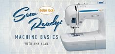 Craftsy is offering 35 different FREE online classes right now! One of the free classes being offered is Sew Ready: Machine Basics. This class includes four different lessons. Click through to sign up for free...