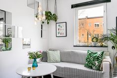 Lovely Market - News - Petit appartement scandinave de 35 m2