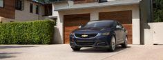 Canadauence TV: Chevrolet Impala 2015, um verdadeiro luxo nos EUA