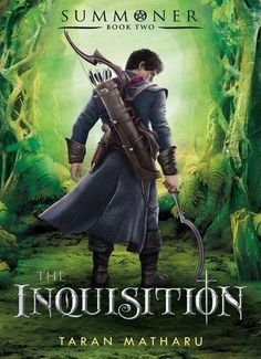 The Inquisition - Taran Matharu