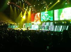 """""""The Final Sting""""   the Staples Center Los Angeles  22-June-2012"""