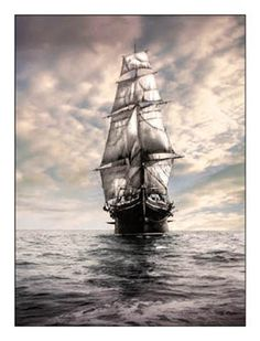 19th Century Sailing Photographs | 19th Century Sailing Ships / On Whaling Grounds