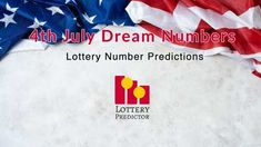 Lottery Predictor Winning Lotto, Lottery Numbers, Star Spangled Banner, God Bless America, Independence Day, 4th Of July, Words, Diwali, 4th Of July Nails