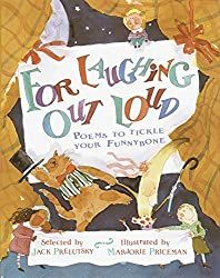 Rhyming and Poetry Books for Older Readers