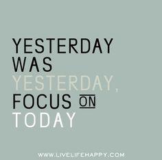 yesterdaywasyesterday