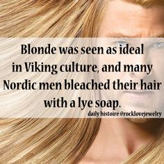 Daily Histoire | Viking Hygiene - How to look Fabulous while...pillaging!