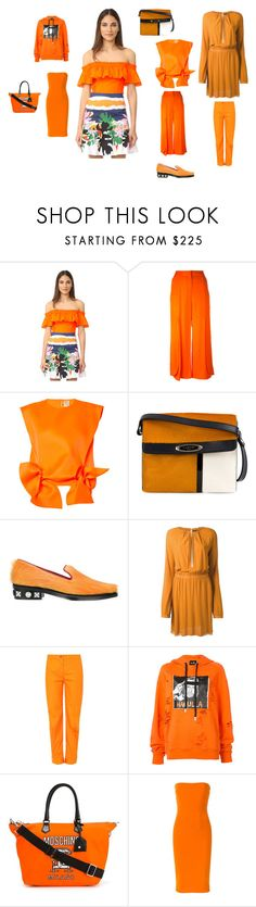 """""""untitled"""" by emmamegan-5678 ❤ liked on Polyvore featuring Isolda, Dorothee Schumacher, Maison Rabih Kayrouz, Lanvin, Toga, Jay Ahr, Missoni, Haculla, Moschino and Victoria Beckham"""