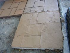 Do-It-Yourself Cement Patio | Your Projects@OBN
