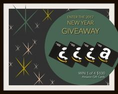 Win $100 Amazon GC