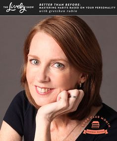 TLS #82: Better Than Before: mastering habits based on your personality with Gretchen Rubin   Jess Lively