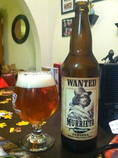 Tioga-Sequoia Joaquin Murrieta Chili Pepper Beer A Must Try!!