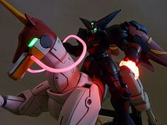 Custom Build: HGFC 1/144 Master Gundam + Fuunsaiki with LED - Gundam Kits Collection News and Reviews Mobile Fighter G Gundam, Unicorn Logo, Custom Paint Jobs, Otaku, Building, Painting, News, Collection, Buildings