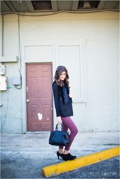 Style Waltz || Fashion Blog  @erinrachel photography  #streetstyle #fashion @gap
