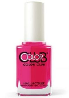 Color Club Nail Polish, Seriously Disturbed 1274 Color Club Nail Polish, Opi Nail Polish, Nail Treatment, Stylish Nails, China Glaze, Feet Care, Manicure And Pedicure, Essie, Nail Colors