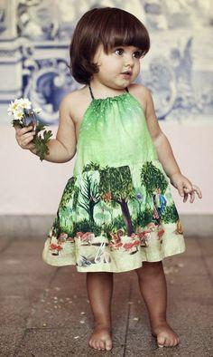 As meninas não perdem a pose no verão . Com estilo próprio desde cedo, a criançada está cada vez mais  fashion . Confira os looks de...
