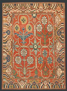 Turkish Khotan Oriental Rug #41663