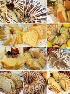 Old Fashioned Pound Cake, Just Fresh, Bagel, Doughnut, Baking, Simple, Desserts, Food, Club