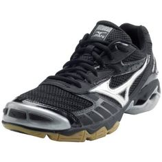 ad9cef13fe94 Mizuno Wave Bolt Indoor Court Shoes - 8.5 - Black Mizuno. $104.98