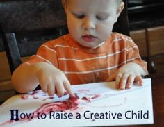 If you want to raise creative children, you need to know what fosters creativity. How do you intentionally encourage creativity?Plus, if you've been reading about the future work environment, you know that creativity will be essential to success.