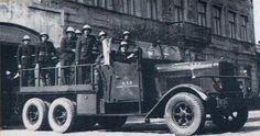OSP Mińsk Mazowiecki, lata 50-te XX w. znalezione dla: http://drukarnia-minsk.pl