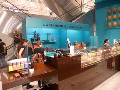 Maison du Chocolat shop-in-shop Printemps, Boulevard Haussmann, Paris