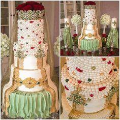 Cake spécial mariage