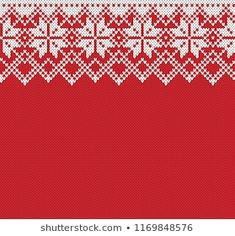 Find Norway Festive Sweater Fairisle Design Seamless stock images in HD and millions of other royalty-free stock photos, illustrations and vectors in the Shutterstock collection. Winter Sweaters, Christmas Sweaters, Christmas Knitting Patterns, Sweater Design, Print Patterns, Christmas Crafts, Projects To Try, Weaving, Balaclava