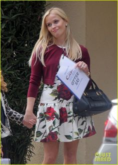 a148e5ee1c Reese Witherspoon  amp  Nicole Kidman Begin Work on  Big Little Lies  with  Shailene