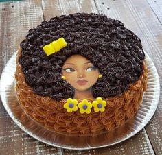 New Birthday Girl Cake Peanut Butter Ideas Unique Cakes, Creative Cakes, Fancy Cakes, Cute Cakes, Beautiful Cakes, Amazing Cakes, Cupcake Recipes, Cupcake Cakes, Diva Cakes