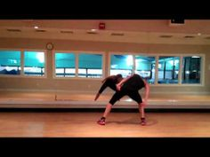 Zumba - Bad Romance, Lady Gaga.  Good warm up or cool down rotuine!