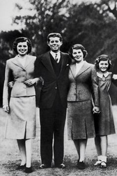 The Kennedy Family                                                                                                                                                     More
